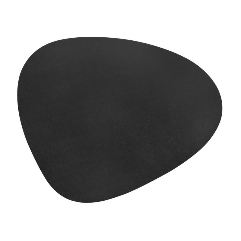 Curve Floor Mat, XXXXL, Bull Leather