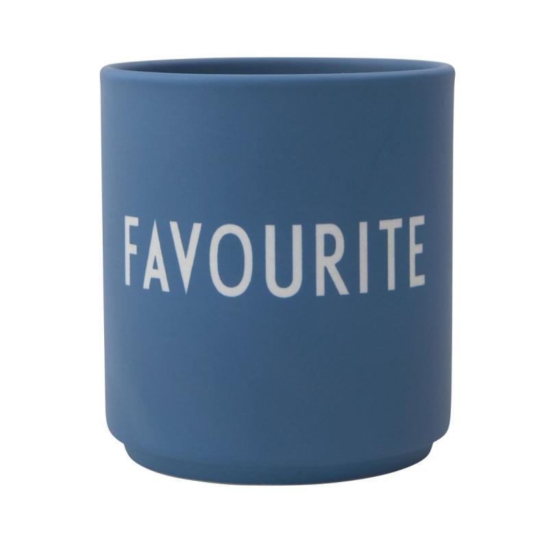 Favourite Cup, Favourite, Blue