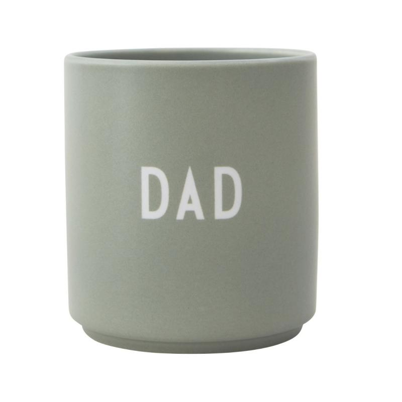 Favourite Cup, Dad, Light Green