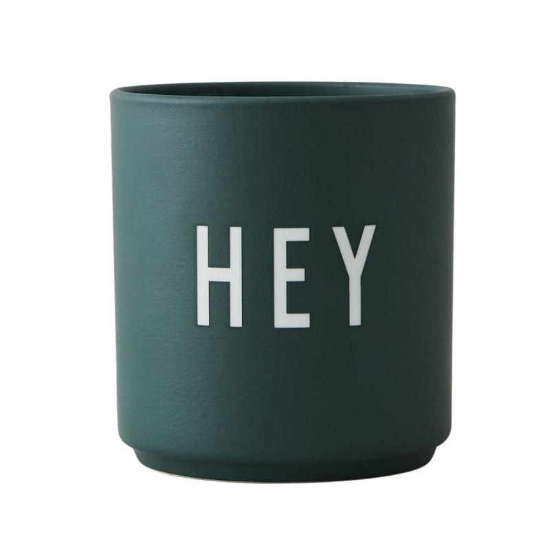 Favourite Cup, Hey, Green