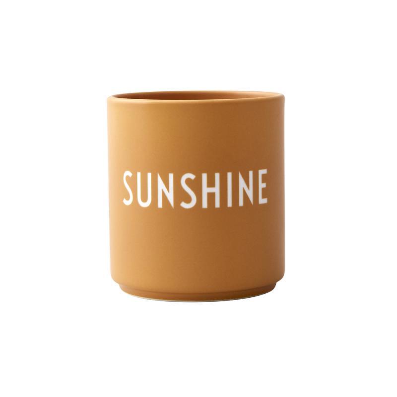 Favourite Cup, Sunshine, Mustard