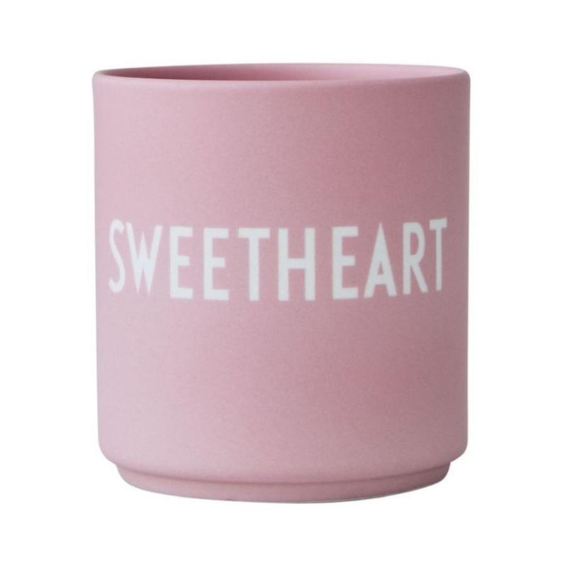 Favourite Cup, Sweetheart, Pink