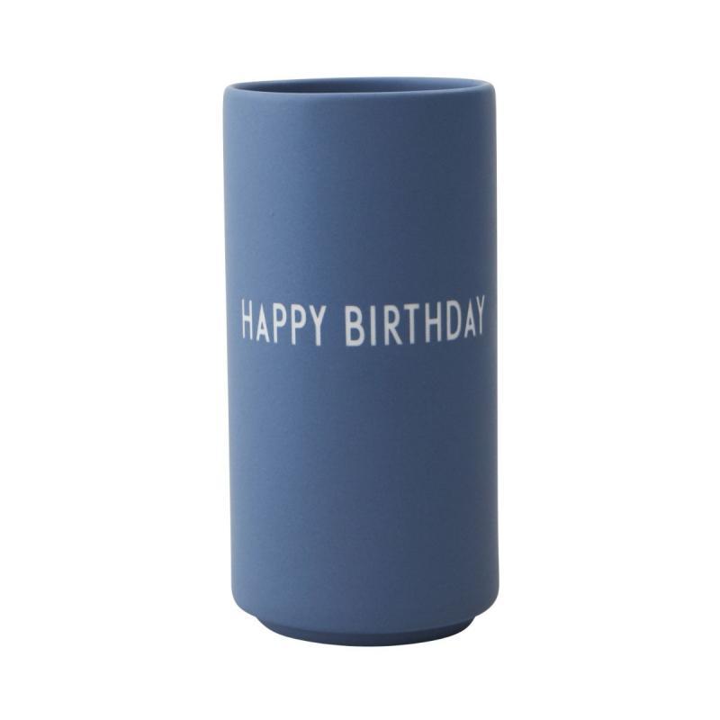 Favourite Vase, Happy Birthday