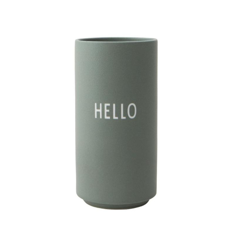 Favourite Vase, Hello, Green