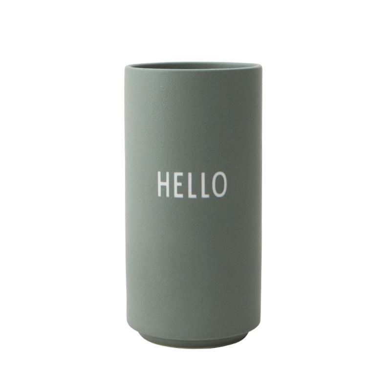 Favourite Vase, Hello, Green