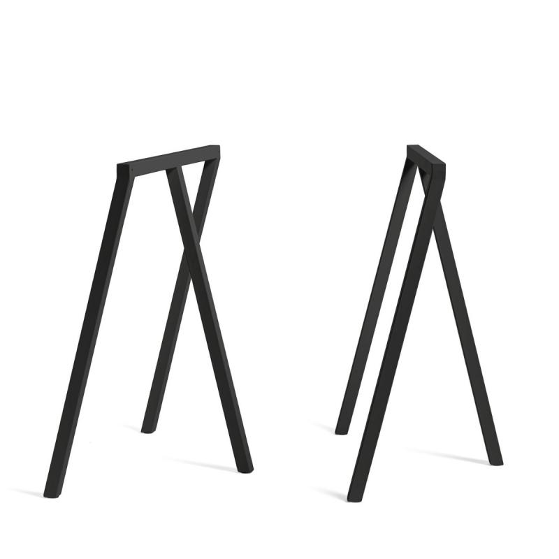 Loop Stand Frame, Set Of 2, Black