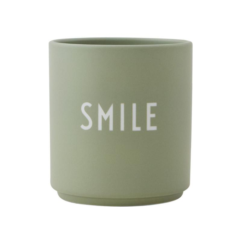 Favourite Cup, Smile, Green