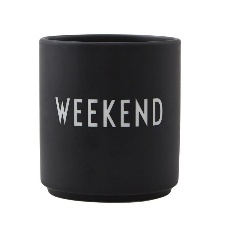 Favourite Cup, Weekend, Black