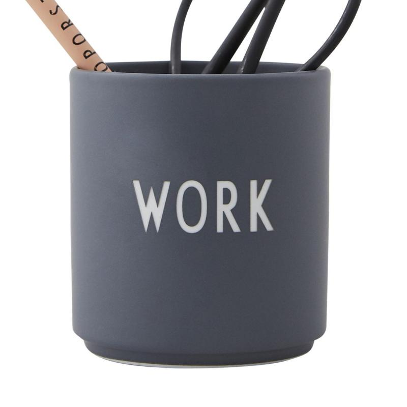 Favourite Cup, Work, Grey