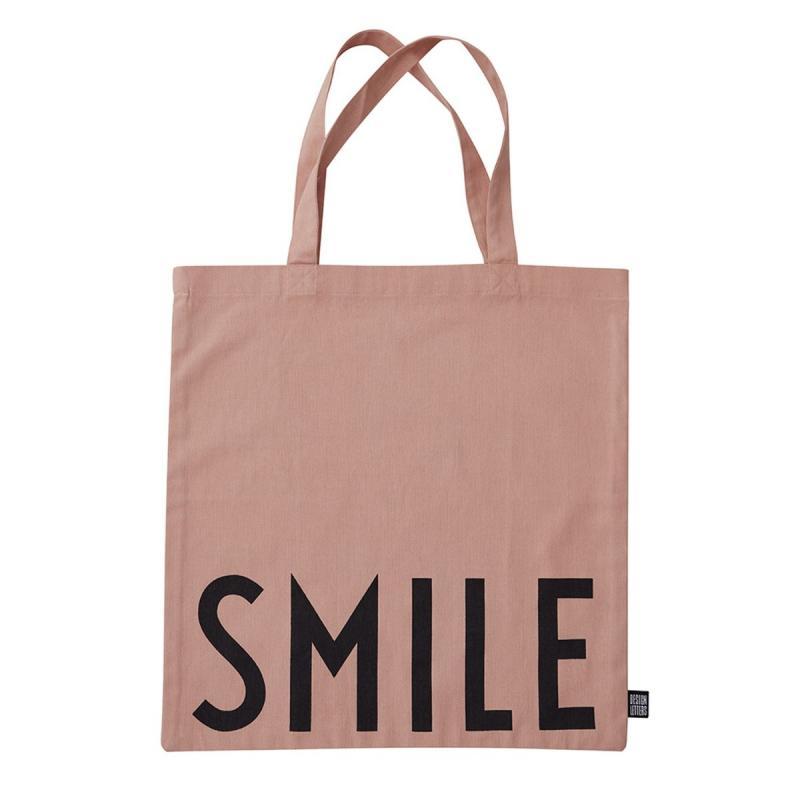 Tote Bag, Smile, Nude
