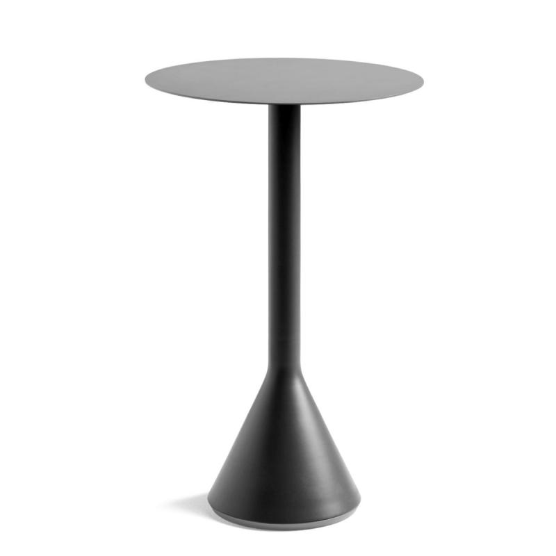 Palissade Cone High Table, Ø60cm, Anthracite