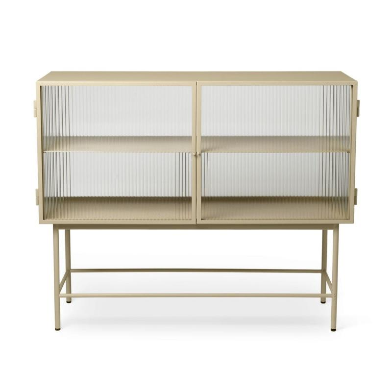 Haze Sideboard, Reeded Glass