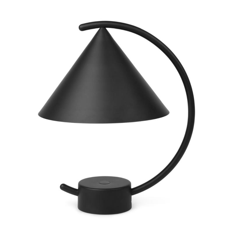 Meridian Lamp, Black