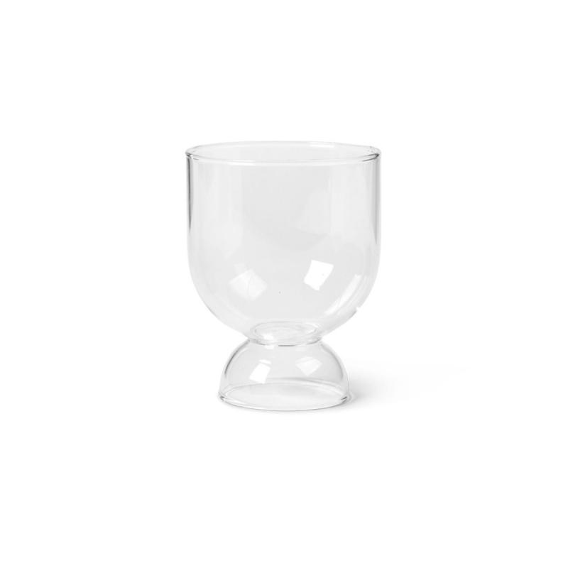 Still Glasses, Set of 2, Clear