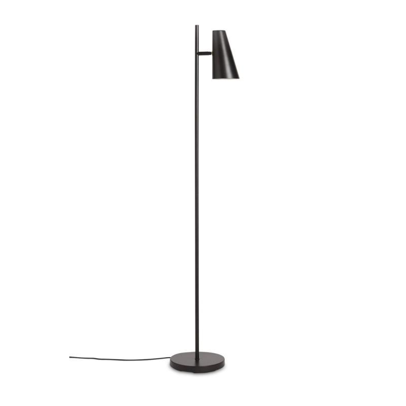 Cono Floor Lamp, Black