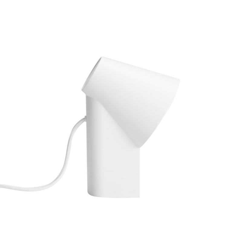 Study Table Lamp, White