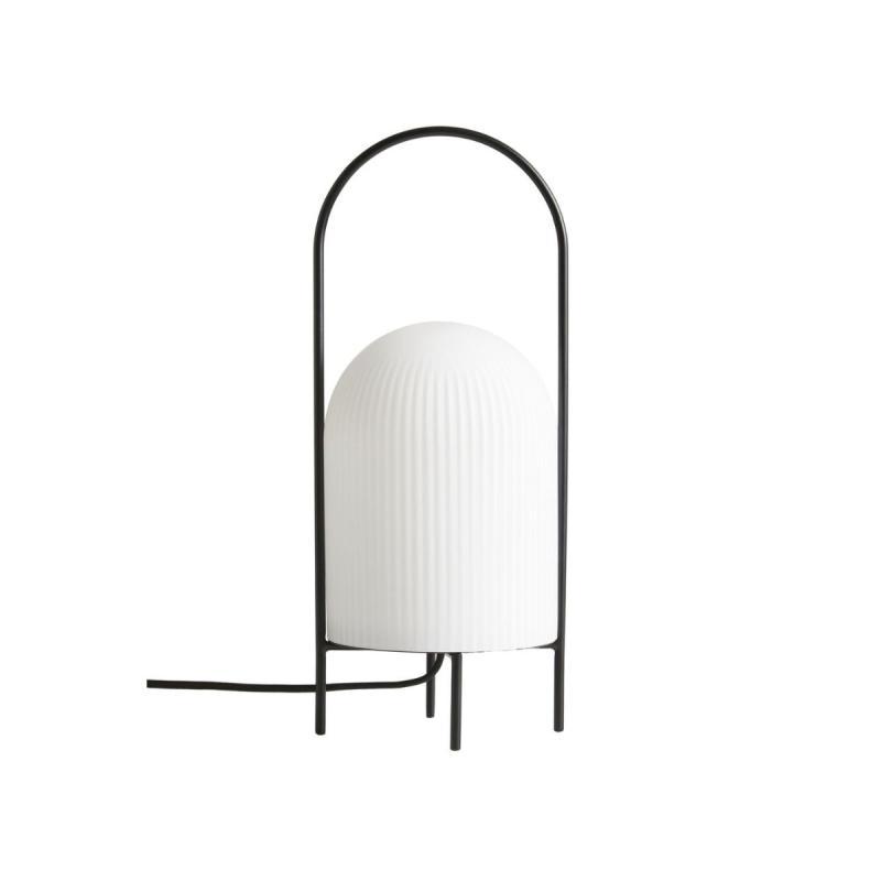 Ghost Table Lamp, Black