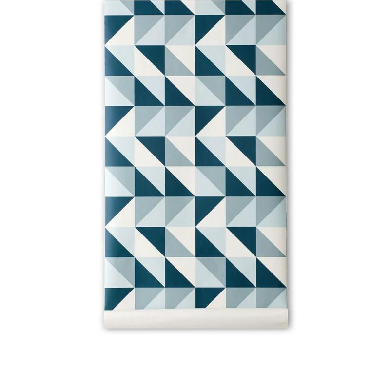 Remix Wallpaper, Blue
