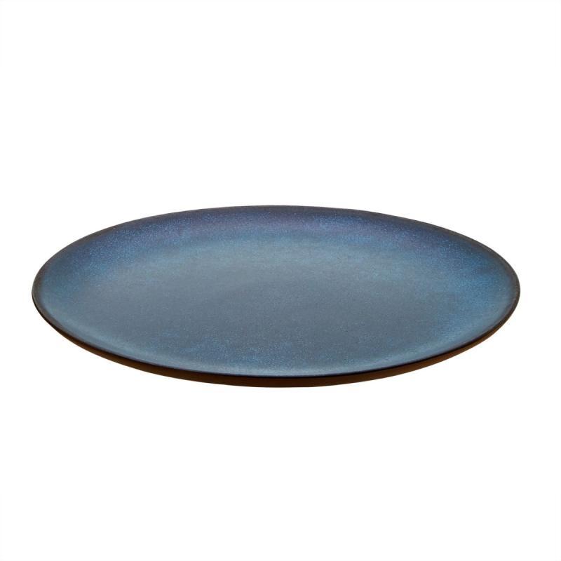 Raw Round Dish, Medium