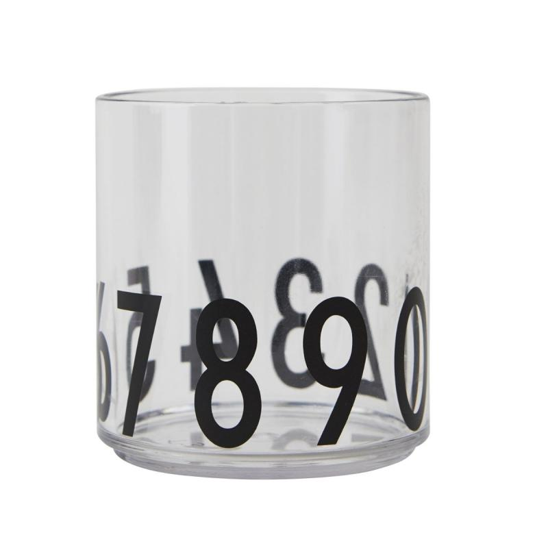 Kids Personal Drinking Glass, 123
