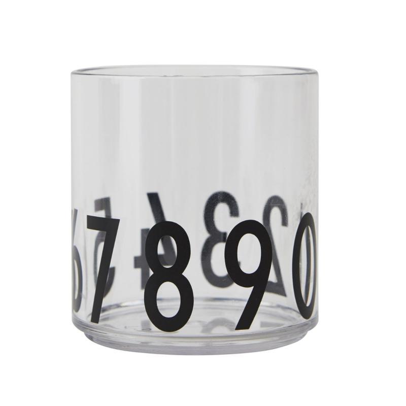 Kids Personal Drinking Glass, 123