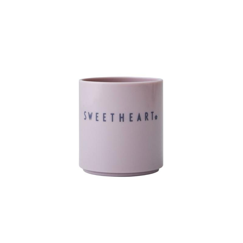 Mini Favourite Cup, Sweetheart, Lavender