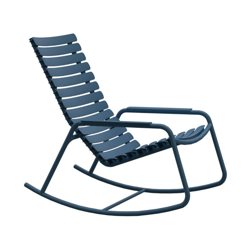 ReCLIPS Rocking Chair With Aluminium Armrest