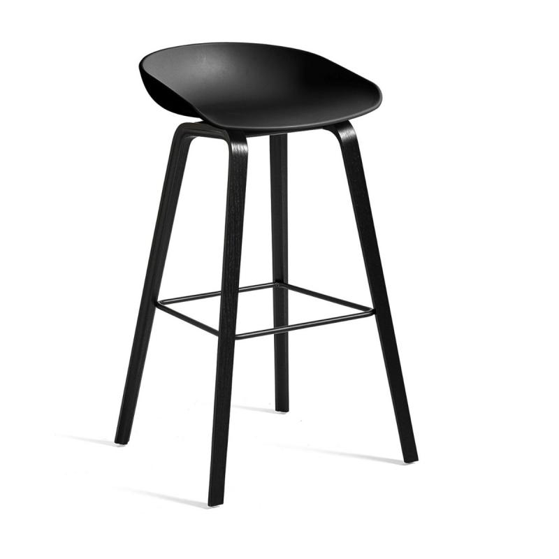 AAS 32 Bar Stool, High, With Standard Gliders