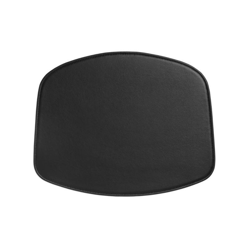 AAC Seat Pad, Black Leather