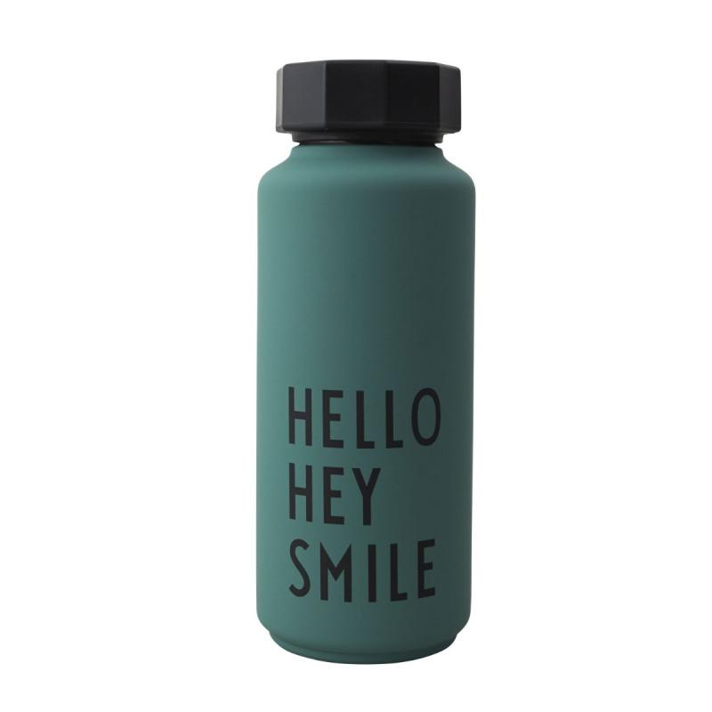 Thermo/Insulated Bottle, Special Edition, Dark Green