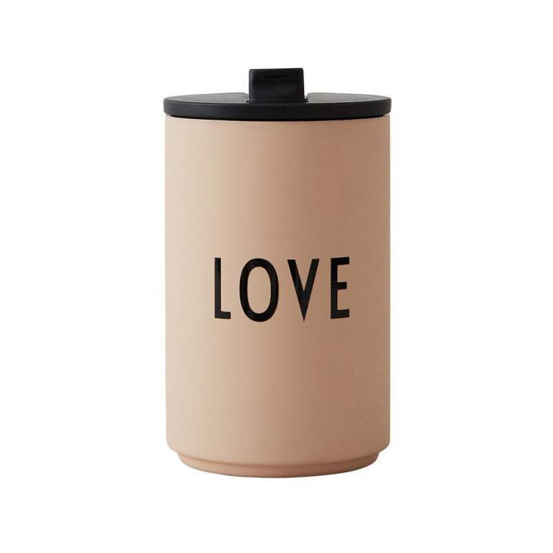 Thermo/Insulated Cup, LOVE