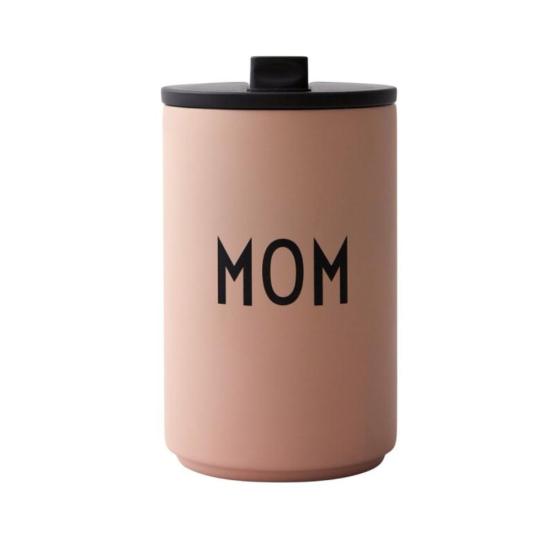 Thermo/Insulated Cup, Mom, Nude