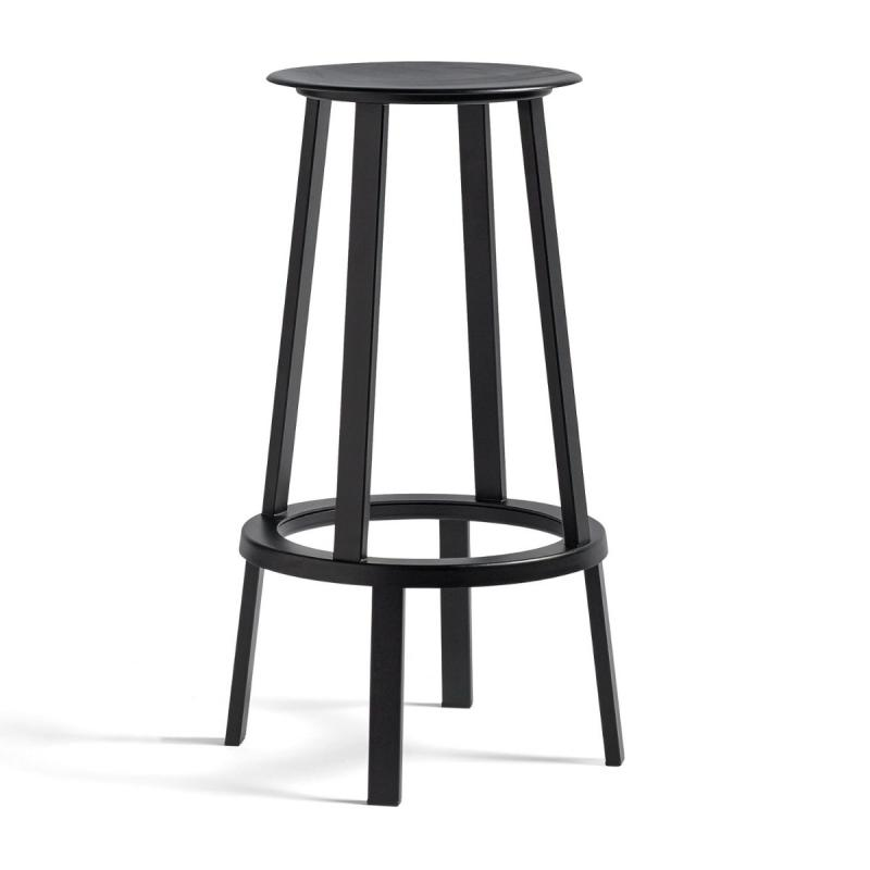 Revolver Bar Stool, High