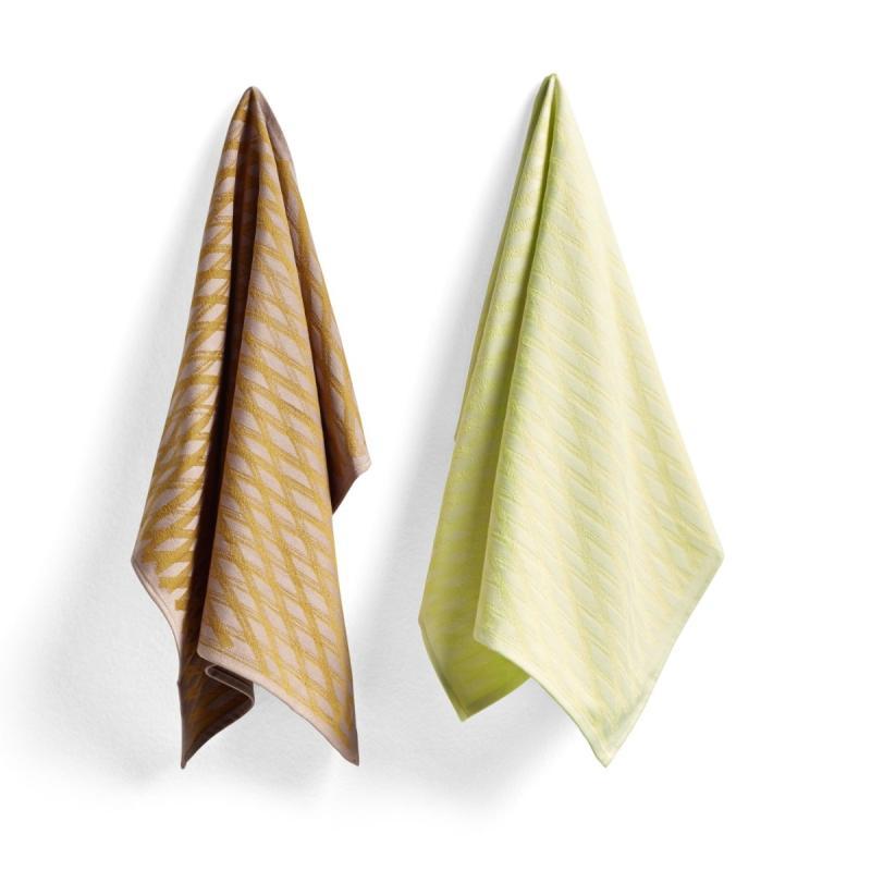 Tea Towel S&B, Set of 2, No 1 Marker Diamond