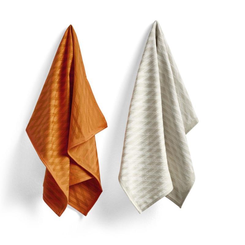 Tea Towel S&B, Set of 2, No 2 Marker Diamond