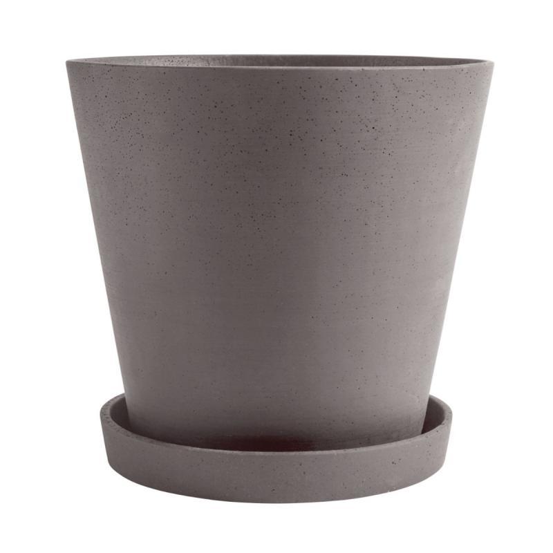 Flowerpot With Saucer, XXXL