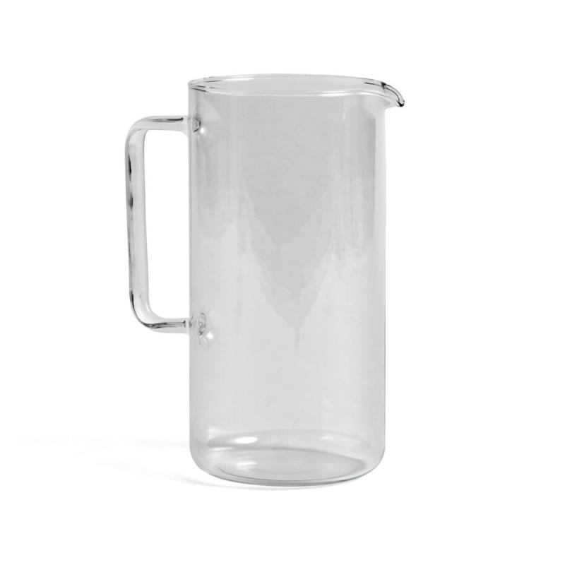Glass Jug L, Clear
