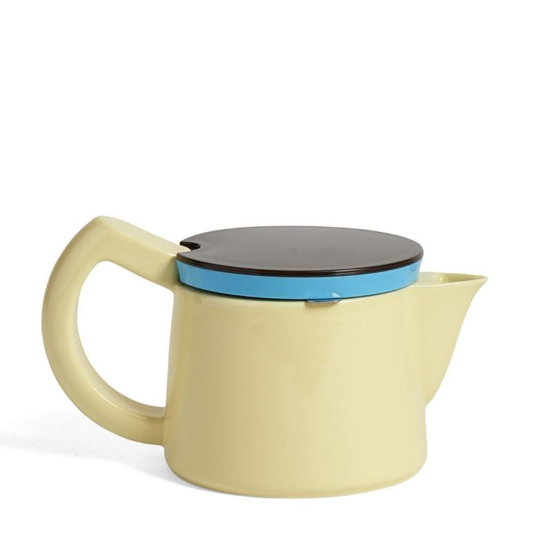 Coffee Pot, S, Light Yellow