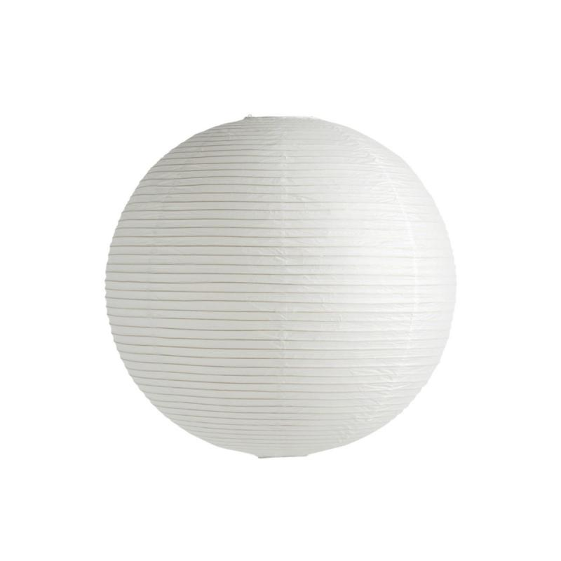 Rice Paper Shade, Ø60cm, Classic White