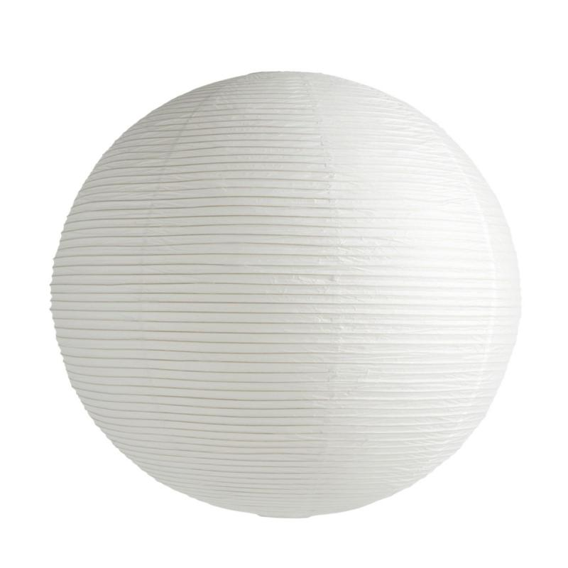 Rice Paper Shade, Ø80cm, Classic White