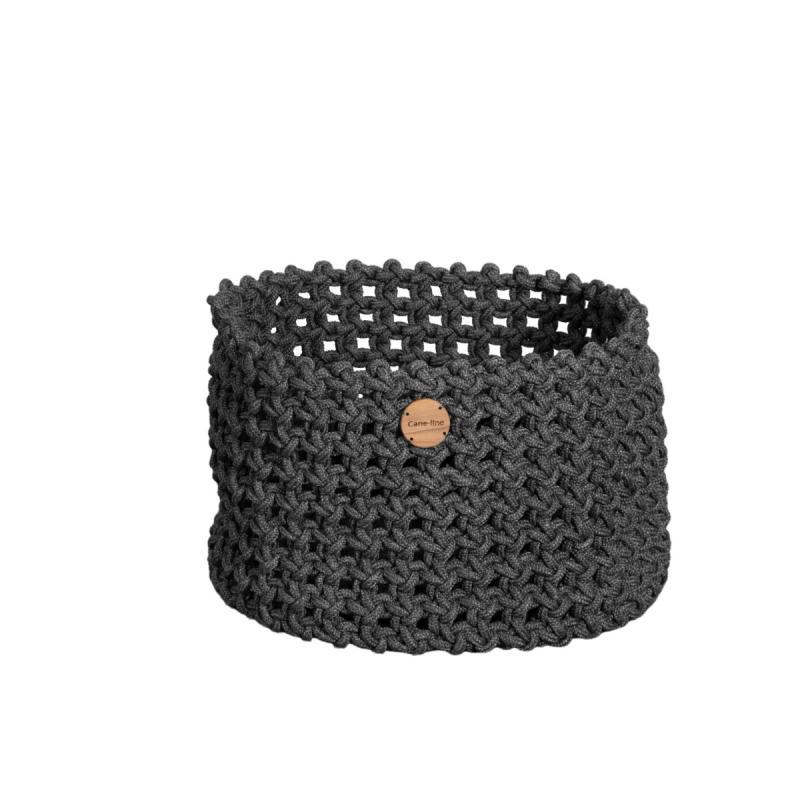 Soft Rope Basket (Loose Weave), Large
