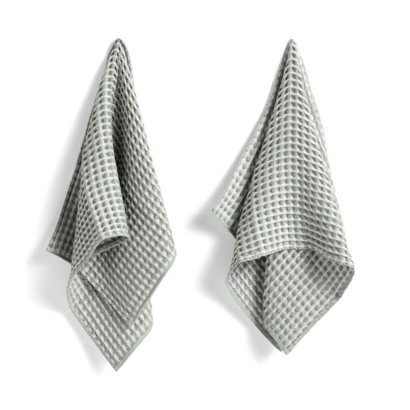 Twist Dish Cloth And Towel, Set of 4