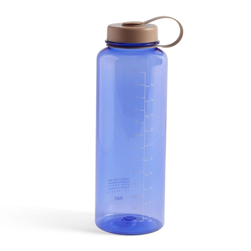 Water Bottle, 1,5L, Blue
