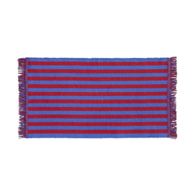 Stripes And Stripes Door Mat