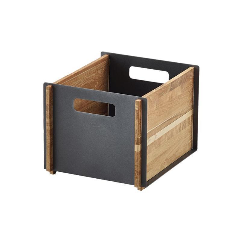 Box Storage Box, Teak