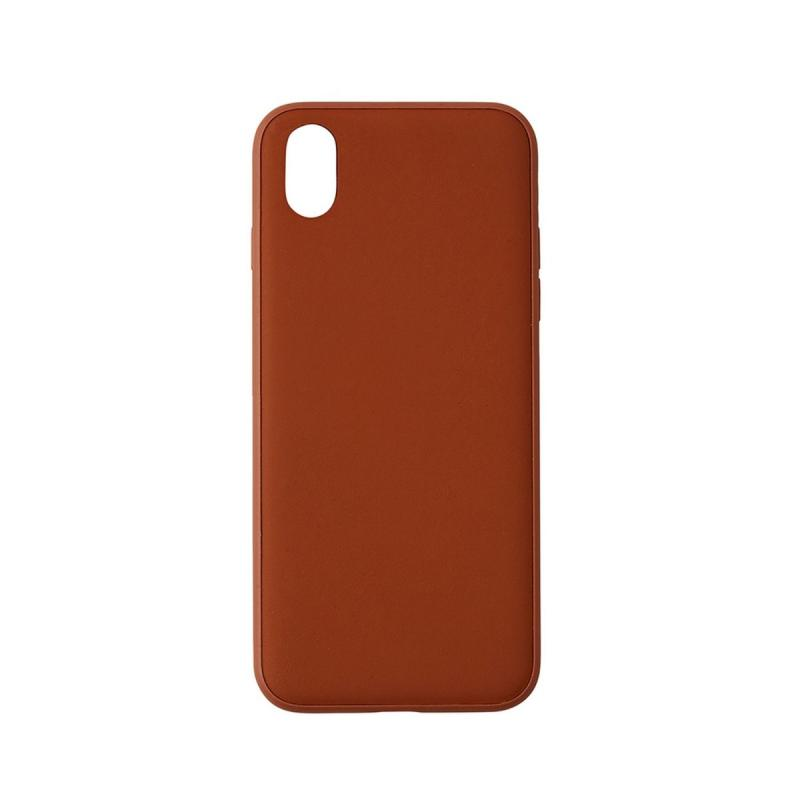 MyCover, iPhone X/XS, Cognac