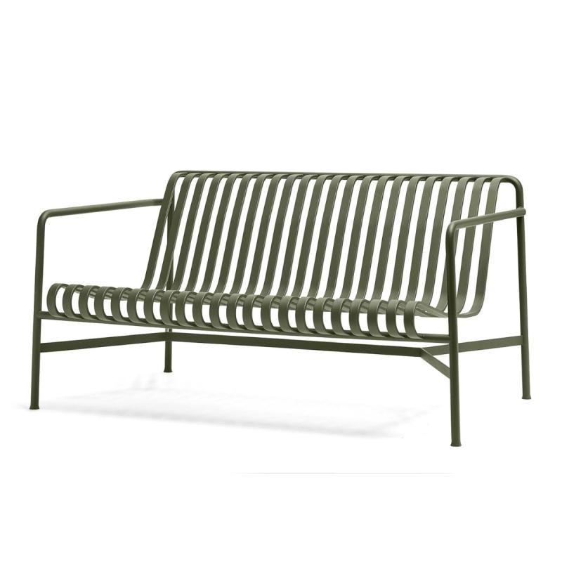 Palissade Lounge Sofa, Olive