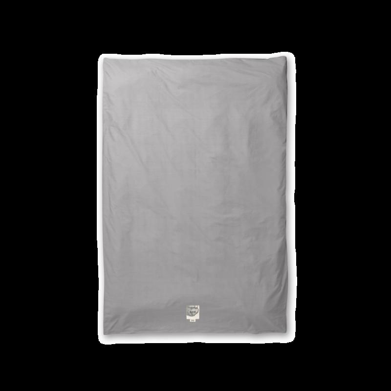 Hush Duvet Cover, 150x210cm, Grey