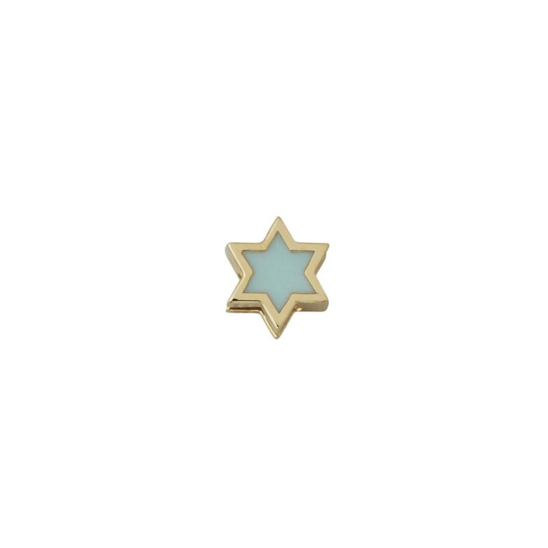 Enamel Star Charm