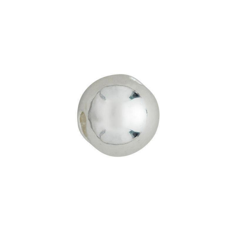 Ball Charm, Silver